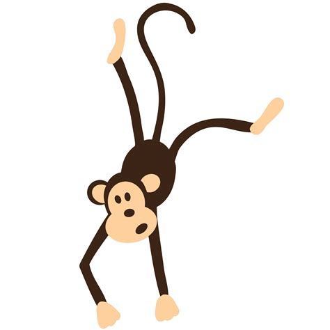new year monkey png clipartist net 187 clip 187 colorful animal monkey