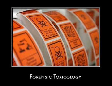 forensic toxicology information guide