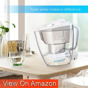 aozora water purifier pitcher review (oct 2018) ~ expert