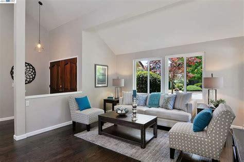 Blue Oak Living Room Wood Floor Room On Unique Living Room Decorating