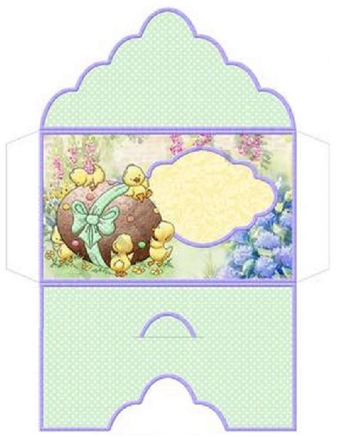 printable easter envelope 78 best images about buste per lettere on pinterest free