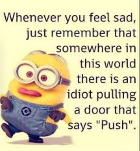 Feeling Sad Meme - minion memes and quotes feeling sad don t be 39 t