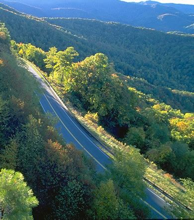most scenic drives in the us cherohala skyway