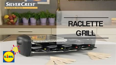 Grille Lidl by Raclette Grill Lidl Espa 241 A