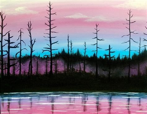 paint nite zukey lake paint nite forest lake