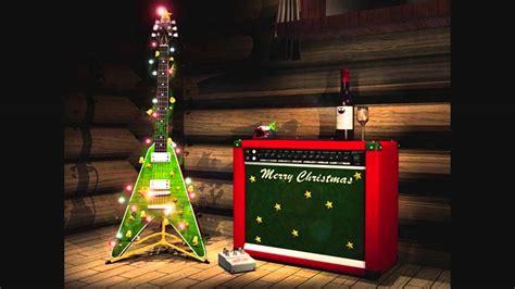 christmas tree on a rock songs medley rock ska reggae by rocky l