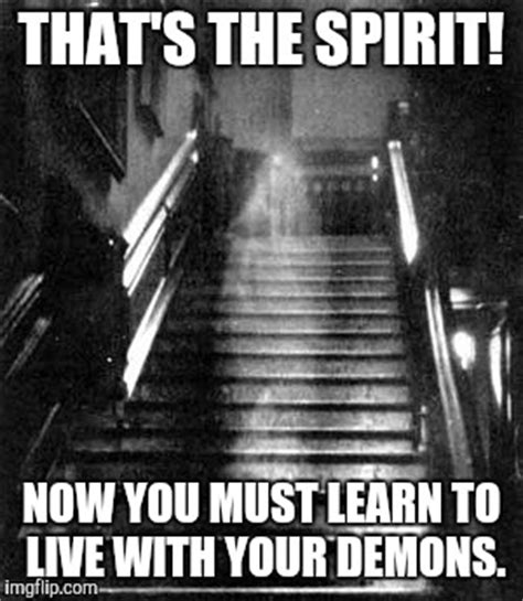 living unleash your spirit learn how to live your most daring adventure each and everyday for the rest of your with andrea b riggs books when you live in a haunted house imgflip