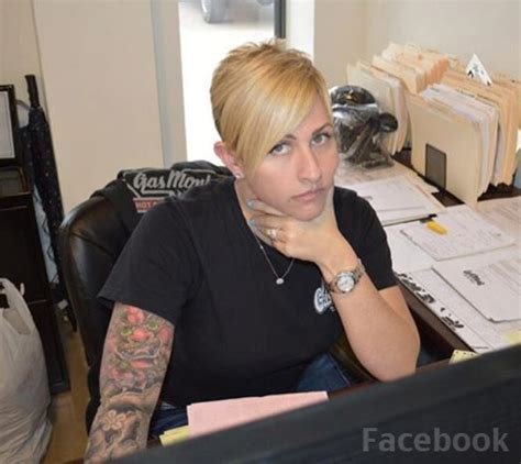 gas monkey garage wiki who is christie brimberry fast n loud office manager