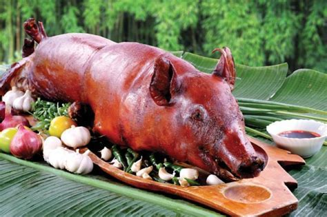Best Lechon Baboy in Cebu   Large (14 17kg)   Spicy