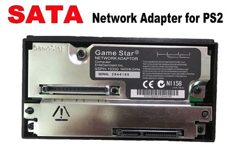 Network Adapter Ps2 Second New Sata Interface Hdd Disk No Network Adapter For Sony Ps2 Playstation 2 Ebay