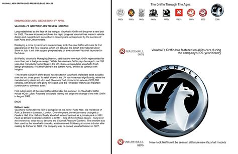 vauxhall griffin vauxhall the history of the name logo origin