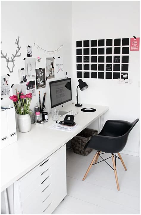 Home Office Desk Ideas 10 Chic And Beauteous Home Office Desk Ideas
