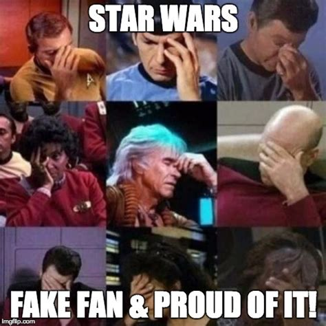 Star Wars Meme Generator - star wars fake fan imgflip