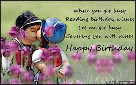 Happy Birthday Wishes To A Boyfriend Birthday Wishes For Boyfriend Quotes And Messages