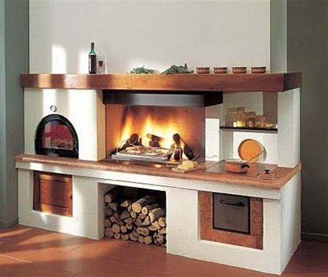 17 best images about kitchen fireplaces on