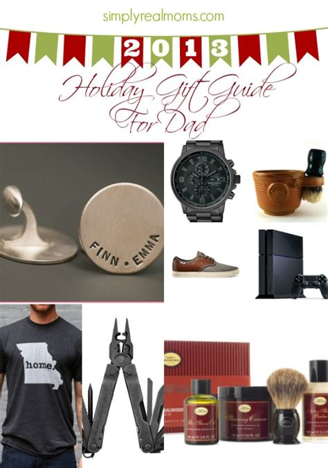 2013 holiday gift guide gifts for dads