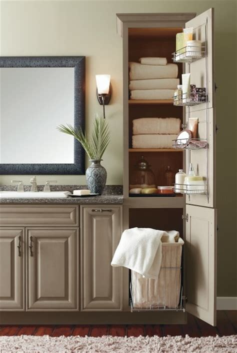 decora bathroom linen cabinet bathroom other metro