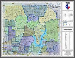 where is collin county on a map gis rural addressing
