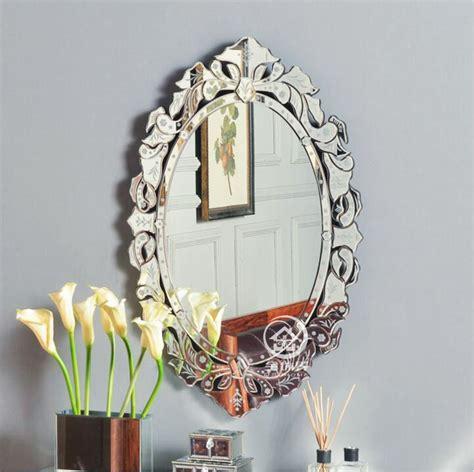 modern decorative wall mirrors freeiam modern wall glass vanity mirror venice venetian mirror