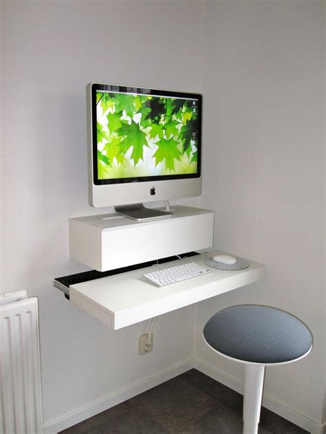 great computer desk ideas  small spaces