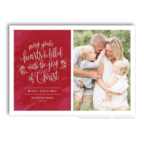 free christian cards templates christian religious photo card template for