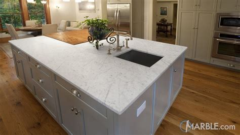 granite or marble kitchen island countertops k c r