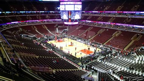 section 313 united center united center section 313 chicago bulls rateyourseats com