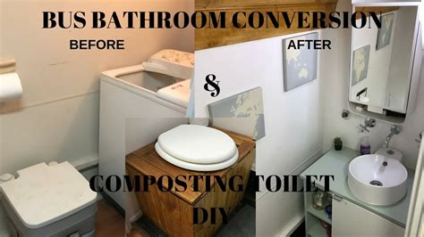 Diy Composting Toilet Youtube by Bus Bathroom Conversion Diy Composting Toilet Video Bus