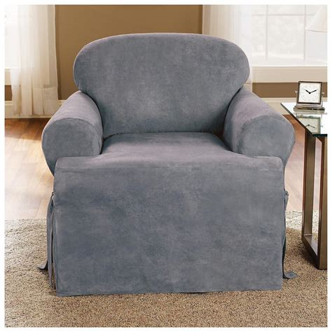 microsuede couch cover microsuede t cushion furniture cover 228882 furniture