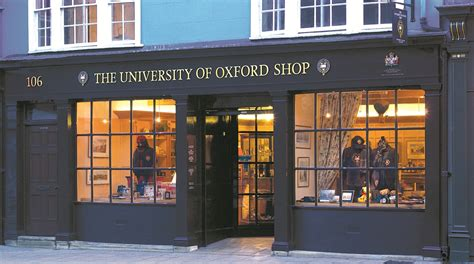 De Shop by Of Oxford Shop Oxford Clothing Gifts And