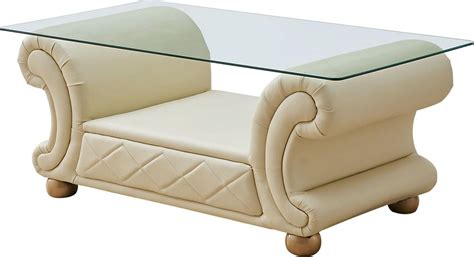 beige leather sofa and loveseat esf apolo beige contemporary leather sofa loveseat chair