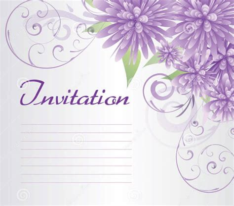 creative invitation templates www pixshark com images