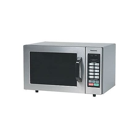 Lu Led Panasonic 8 Watt panasonic 1000 watt commercial microwave oven with 10