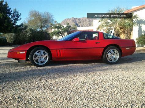 1990 zr1 corvette specs 1990 chevrolet corvette zr1 quot king of the hill quot