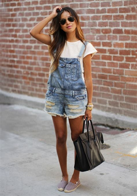 2017 Summer Style what denim shorts are in style for summer 2018