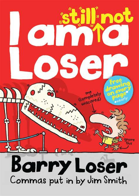 am i a books barry loser i am still not a loser