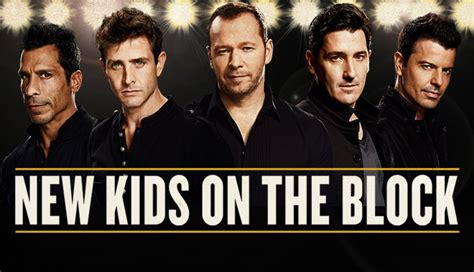 Just When You Thought New On The Block Were by New Song From Nkotb Just In Time For Tour Magic 92 5