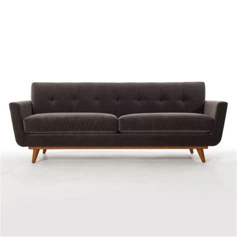 Nixon Leather Sofa by Nixon Leather Sofa Thrive Nixon Leather Sofa Polyvore