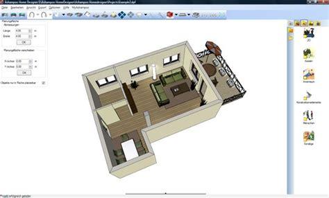 Wohnungsplaner Freeware by Raumplaner F 252 R Den Windows Pc Freeware De