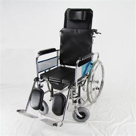 high back recliner wheelchair list manufacturers of reclining commode wheelchair buy