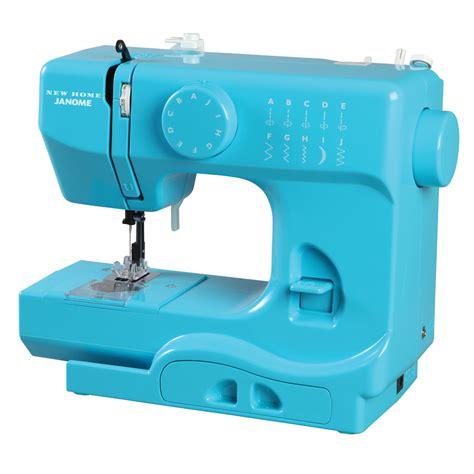 portable swing machine janome 001turbo turbo teal portable sewing machine