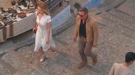 lea seydoux spectre white dress the dress blouse madeleine swann l 233 a seydoux in spectrum