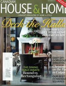 house and home magazine indaba spotted in canadian house home magazine indaba