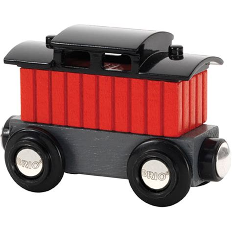 Brio Caboose brio caboose stevensons toys
