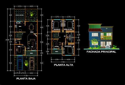 Home 2D DWG Plan for AutoCAD ? Designs CAD