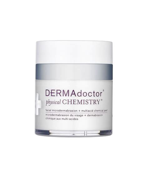 Microdermabrasion In A Jar by Best At Home Peel No 6 Dermadoctor Physical Chemistry