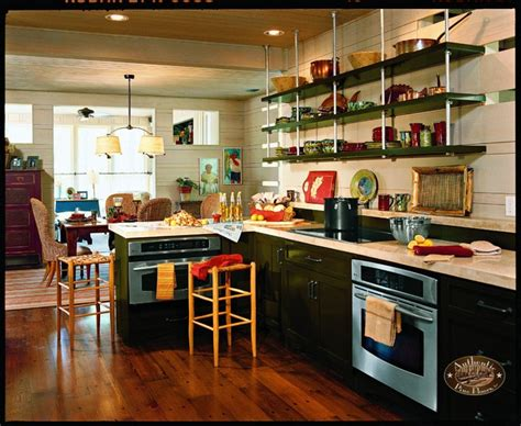 Southern Home And Kitchen by Southern Living Idea Home Tropical Kitchen Ta