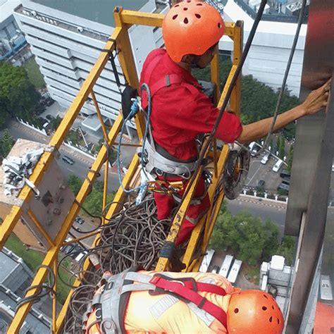 Gondola Pembersih Kaca Gondola Sky Service Jasa Pengecatan Gedung Jasa