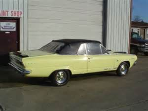 1965 dodge dart charger convertible in effingham