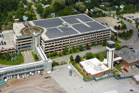 Parking Garage Burlington Vt by Encore Completed A Commercial Scale Solar Project On The